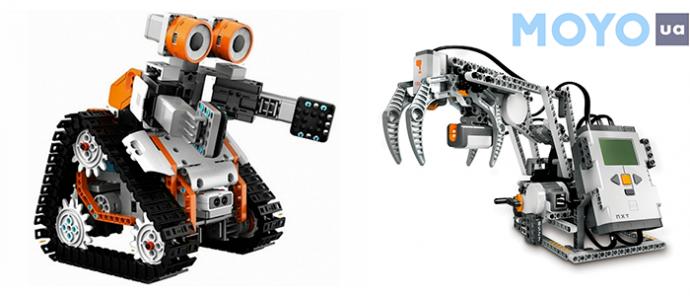 Программируемые роботы-конструкторы