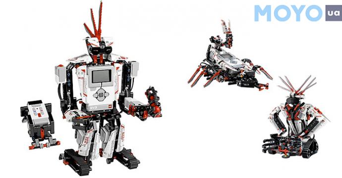 Программируемый конструктор LEGO MINDSTORMS® EV3