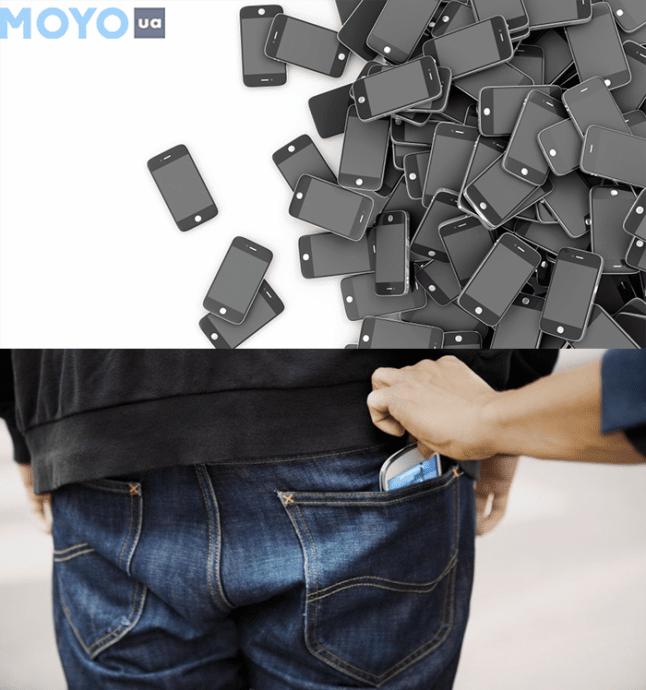 Стоит ли покупать серый телефон