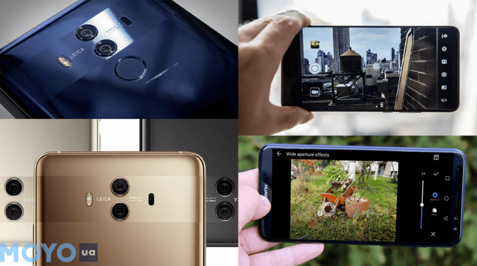 Возможности камеры