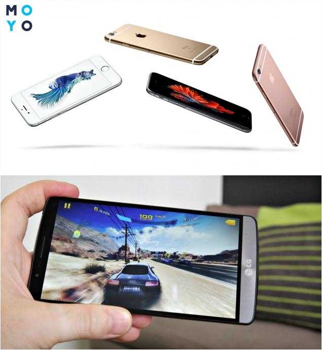 Как выбрать игровой смартфон