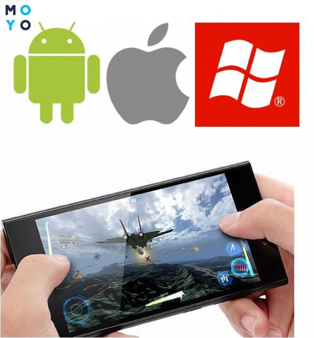Операционная система игровых смартфонов