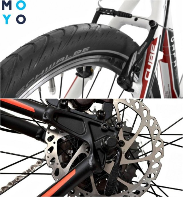 Тормоза велосипедов