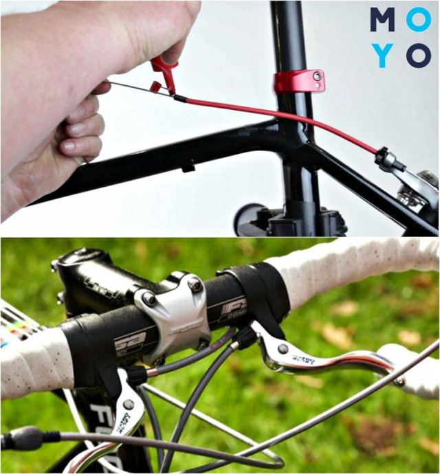 Система переключения передач велосипед