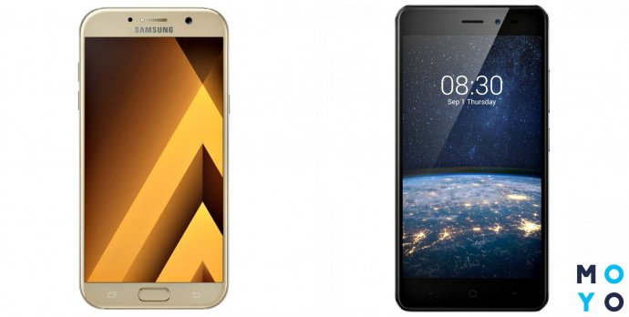 Мобильные устройства на Андроид