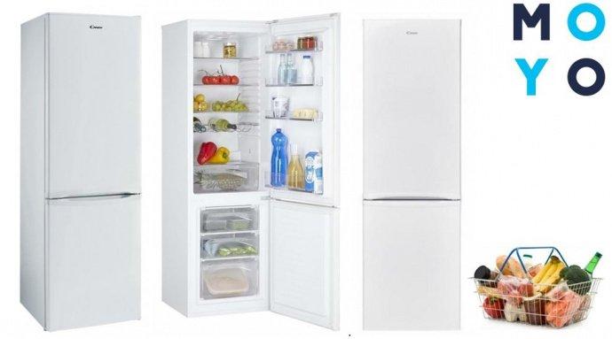 Холодильник Candy CCBS 6182W