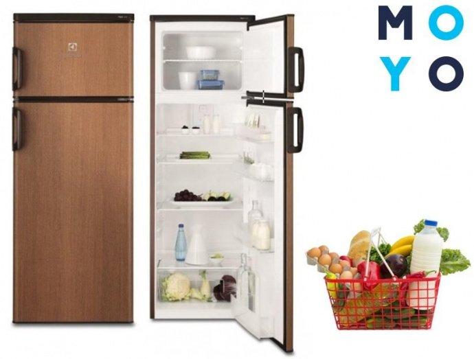 Холодильник Electrolux RJ2803AOD2