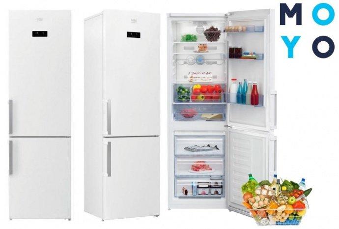 Холодильник Beko RCNA 355E 21W