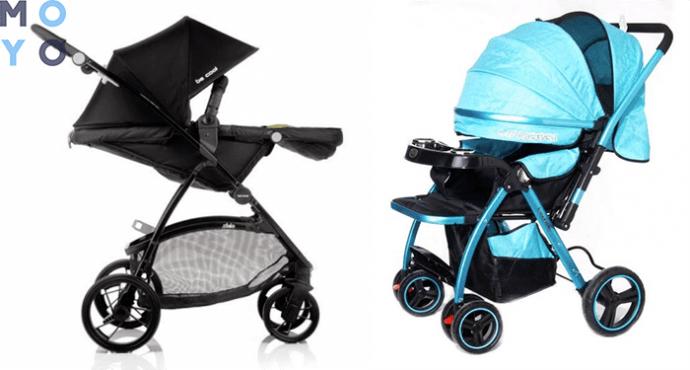 Багажная корзина коляски