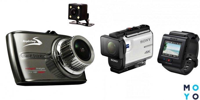 Экшн-камера и видеорегистратор
