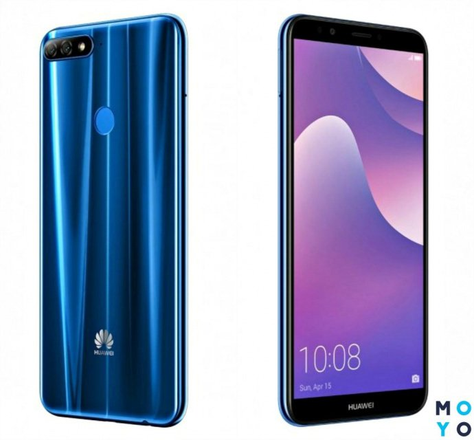 Смартфон Huawei Y7 2018 (LDN-L21)