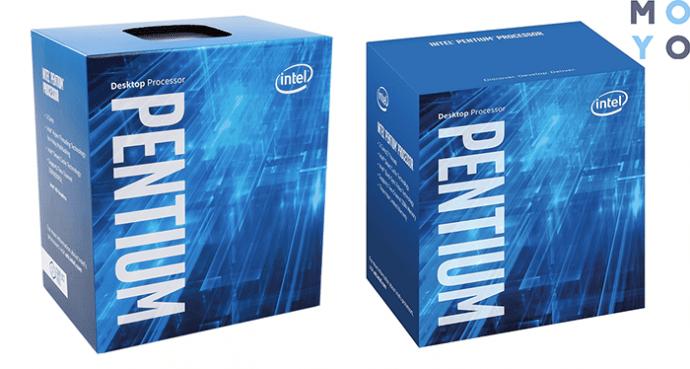 Гиперпень Intel Pentium G4560 — процессор с гипертрейдингом