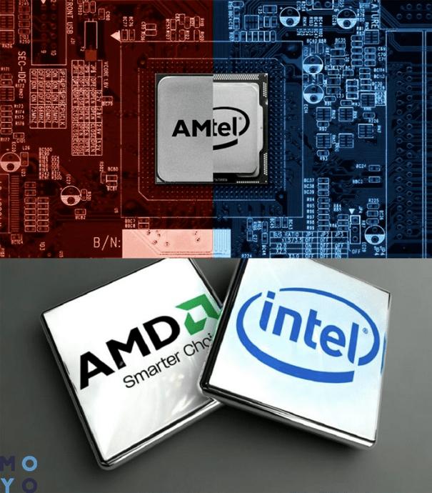 Intel vs. ADM