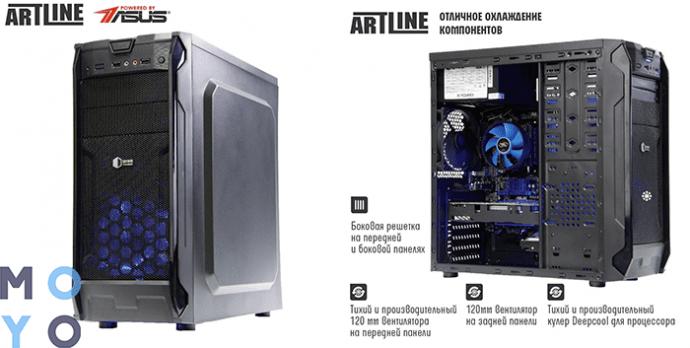 игровой системный блок ARTLINE Gaming X49