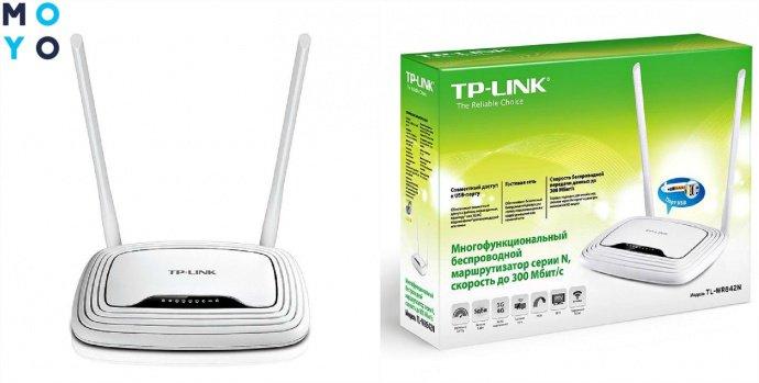 Роутер TP-Link TL-WR842N