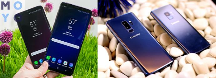 Samsung Galaxy S9 и S9 Plus