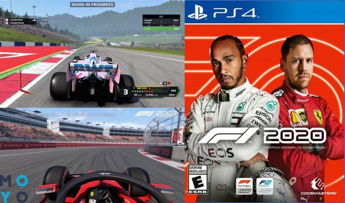 игра F1 2020