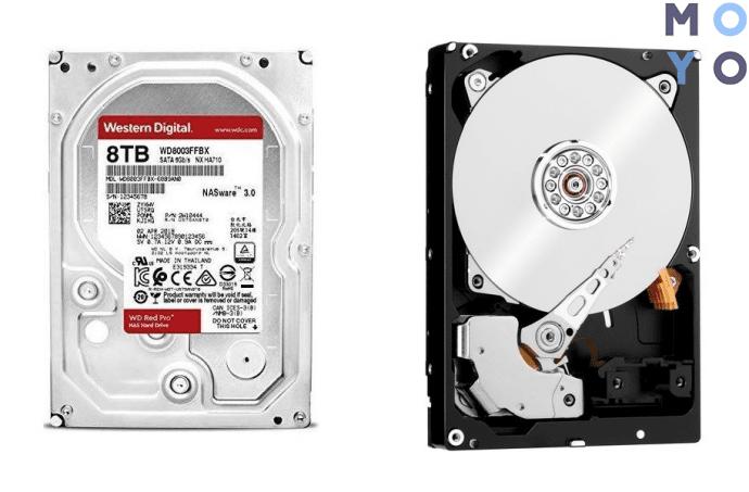 внутренний HDD WD 3.5 SATA 3.0 8TB
