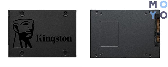 накопитель KINGSTON A400 — быстрый и надежный