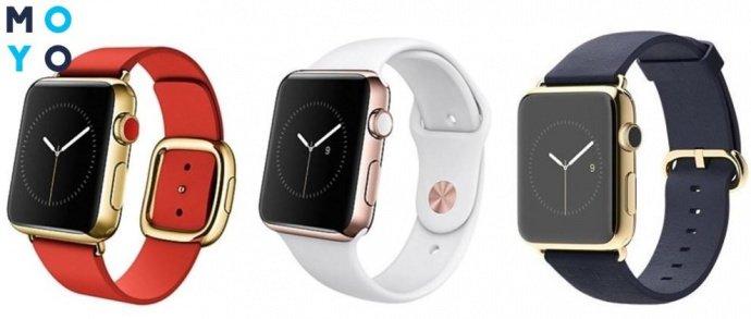 36315a70 Какие Apple Watch выбрать: сравнение моделей серии 1, 2, 3, 4