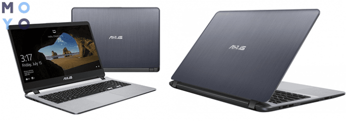 Ноутбук ASUS X507UB-EJ043 (90NB0HN1-M00520)