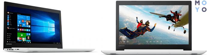 Ноутбук LENOVO IdeaPad 320-15IKB (80XL03HQRA)