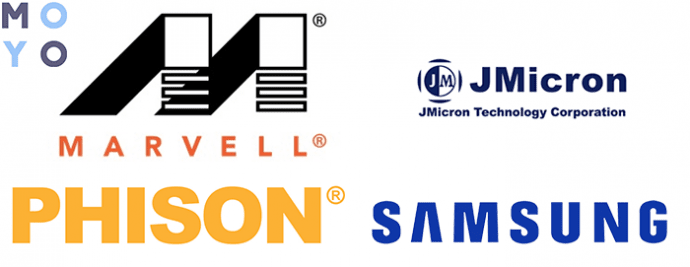 производители контроллеров SSD