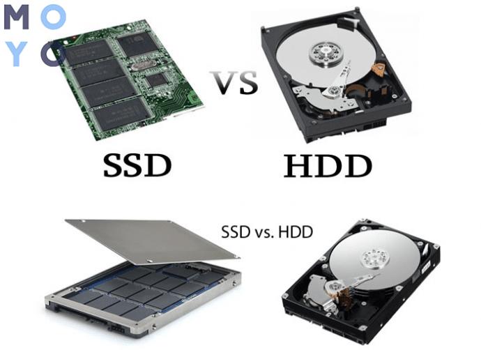 SSD vs HDD в играх