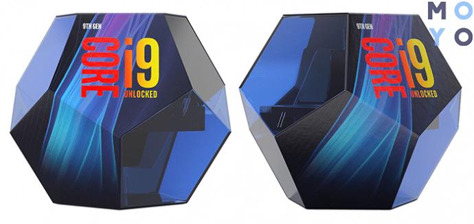 современный ЦП под сокет 1151 (V2) i9-9900K