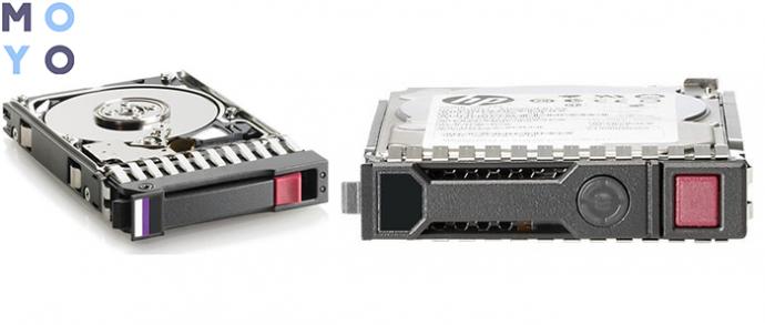 защищенный от кибератак HP 2TB SATA 7.2K LFF RW HDD (843268-B21)