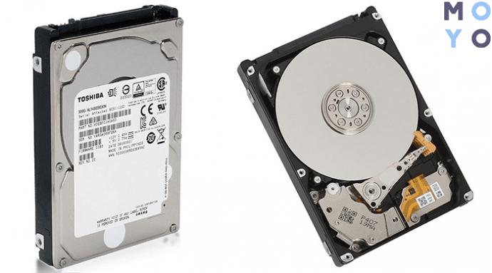 "быстрый и долговечный TOSHIBA 2.5"" SAS 300GB 10000RPM 128MB (AL14SEB030N)"