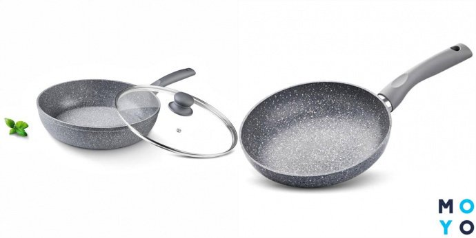 Сковородки с каменным покрытием