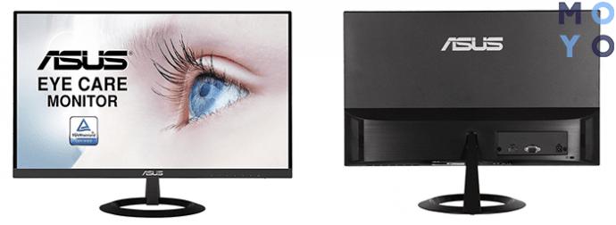 Монитор 23.8'' ASUS VZ249HE с VGA и HDMI