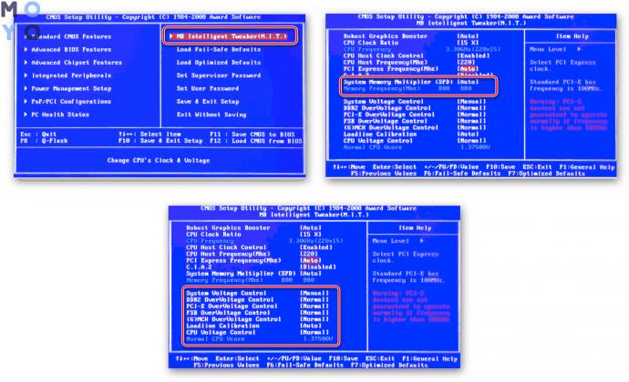Как настроить оперативную память (ОЗУ) в БИОС: инструкция в