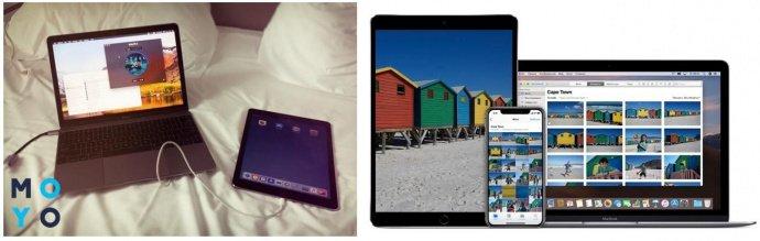 Как сбросить фильмы и фото с iPad на ноутбук