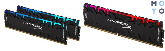 супербыстрая HyperX Predator RGB с частотой в 4000 МГц