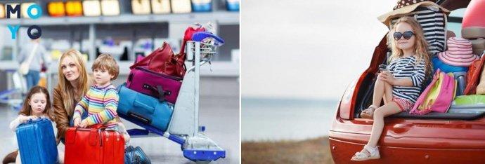 Сколько чемоданов нужно для комфортной поездки?