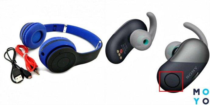 Bluetooth наушники и гарнитура