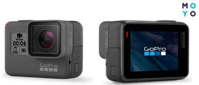 Удобный дисплей для экшн-камеры
