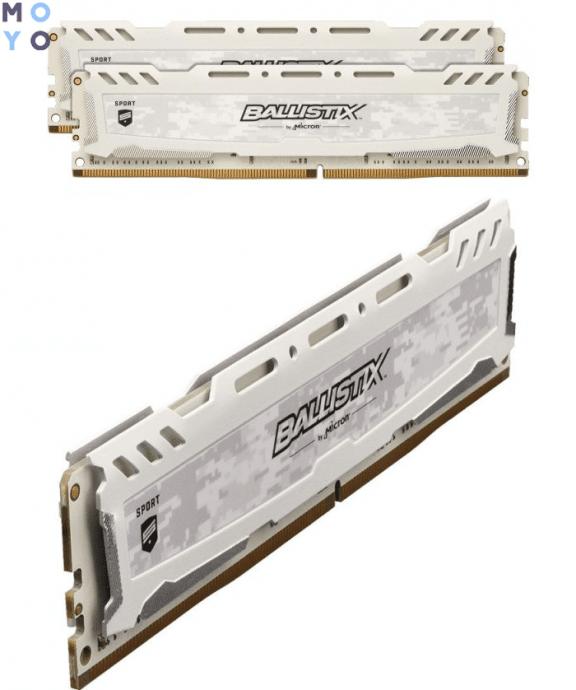 Micron Crucial Ballistix Sport DDR4 3000 32GB (16GB*2)