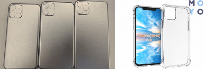Прототипы айфона 11