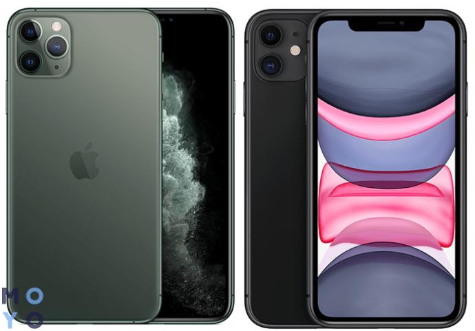 Дисплей айфона 2019