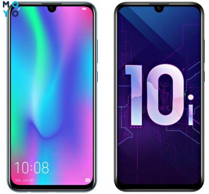 Смартфоны Honor 10 Lite и Honor 10i