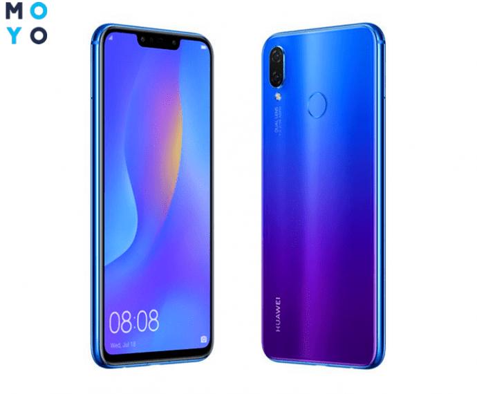 Смартфон Huawei P Smart Plus