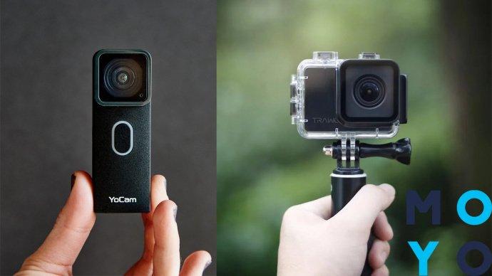 как правильно снимать экшн-камерой
