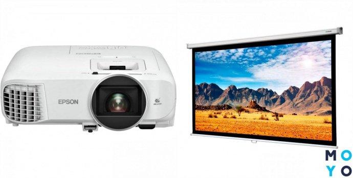 Какой проектор лучше выбрать для домашнего кинотеатра
