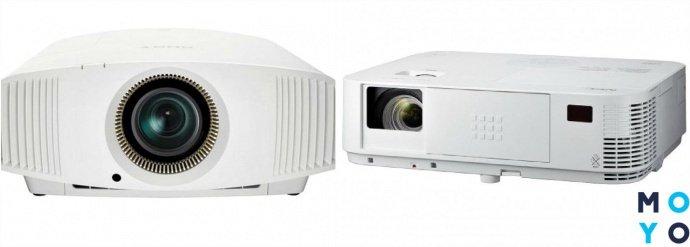 4К и Full HD проекторы