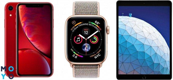 Как подключить Apple Watch к iPhone или iPad