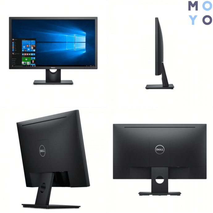 Монитор Full HD DELL E2417H