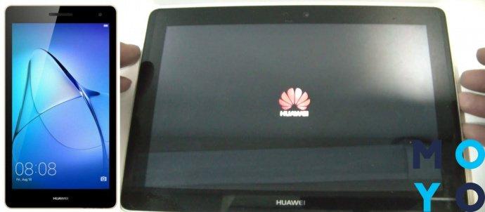 настройка планшета Huawei